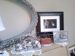 Glazed Picture Frame