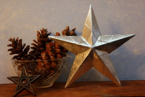 Duck Tape Christmas Star