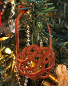 Celtic Tree of Life Knot Ornament