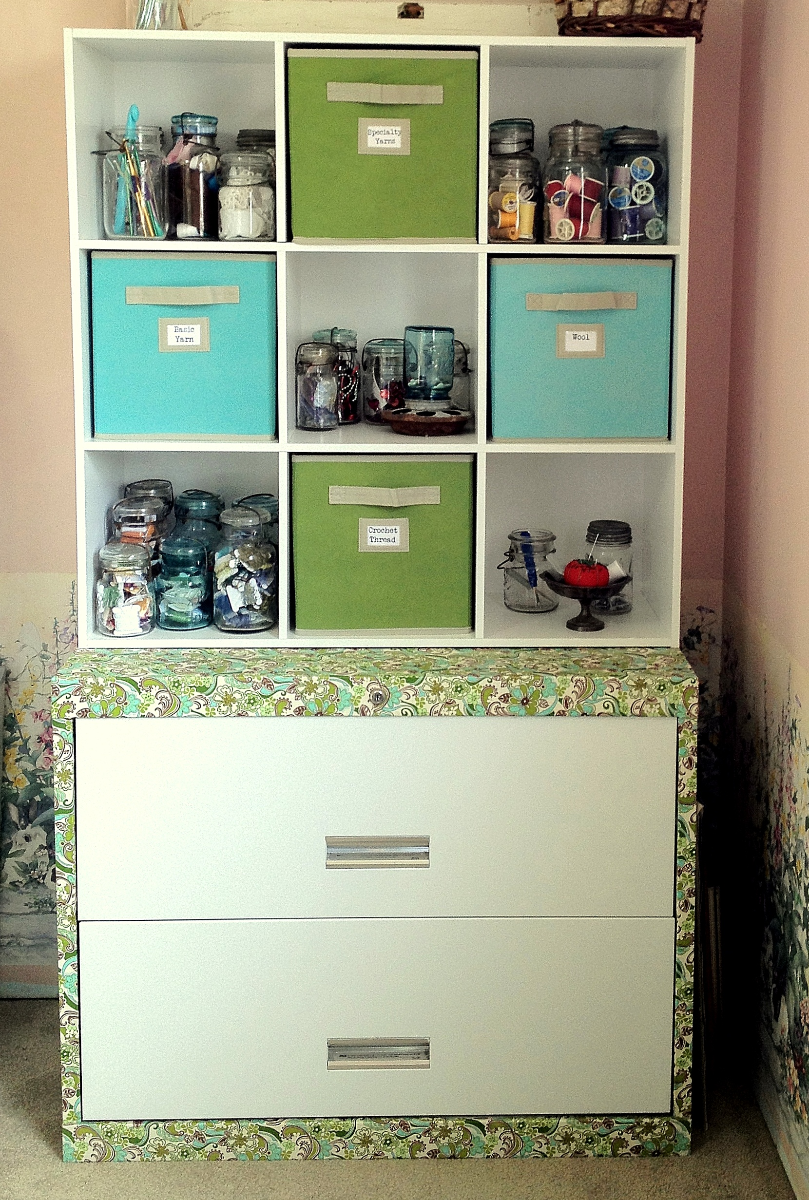 Craft Hutch