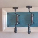 Bit and Brace Coat Rack