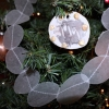 Faux Capiz Shell Garland