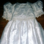 Baby Blessing Gown