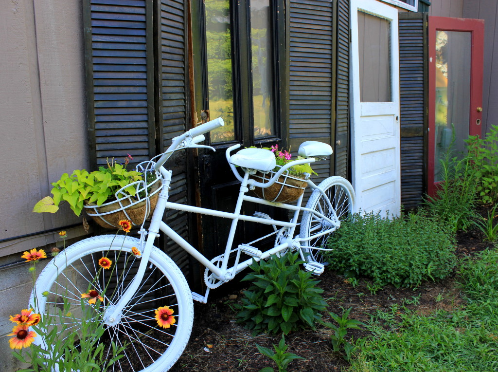 upcycled bicycle ideas frou fru gal froo froo 39 gal