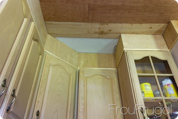 Hanging Ceiling Planks Angle Cuts