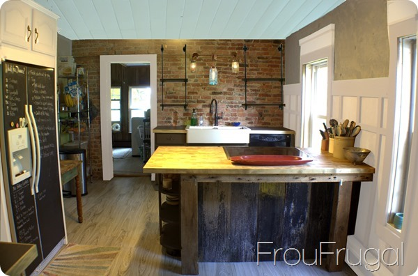 virtual kitchen designing - frou frugal