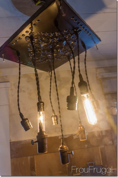 To make a bare edison bulb chandelier testing bare edison bulb chandelier connection aloadofball Choice Image