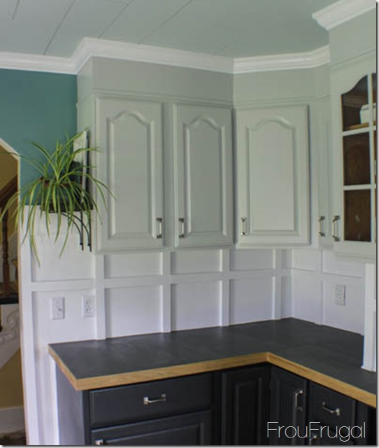 FrouFrugal Kitchen Remodel Colors