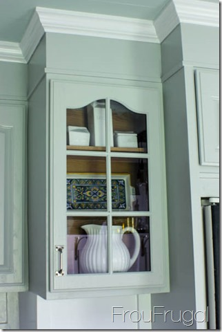 Kitchen Remodel - After - Refashioned Cupboard