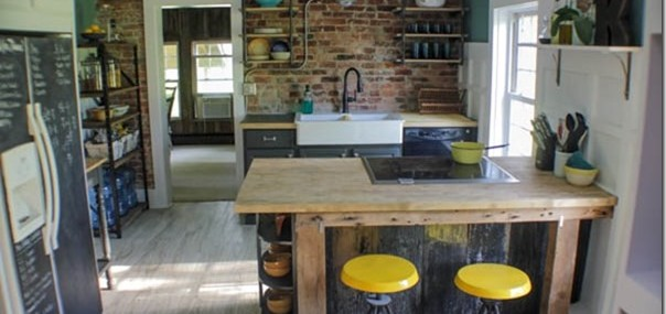 Kitchen Makeover – The Reveal