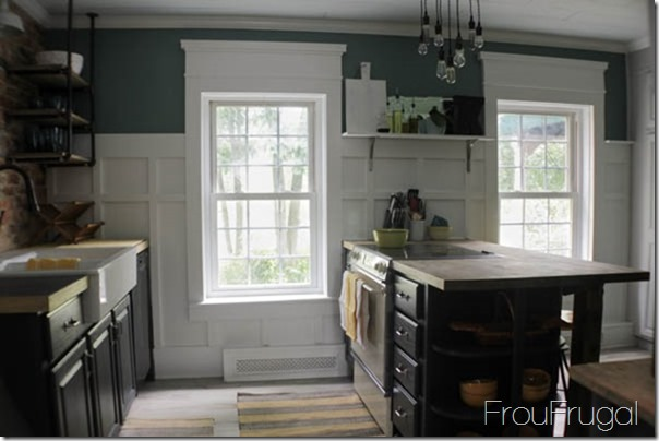 Kitchen Remodel After Window Wall